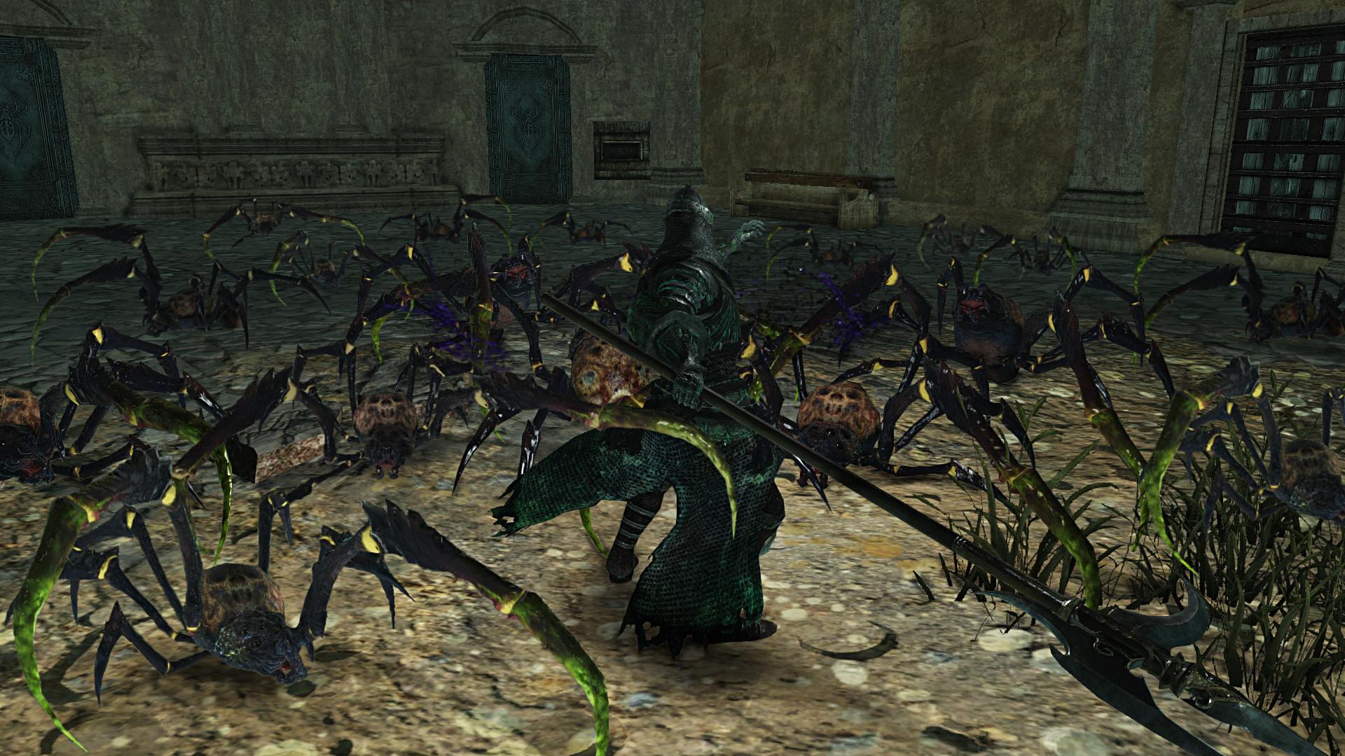 dark souls 2 pvp level