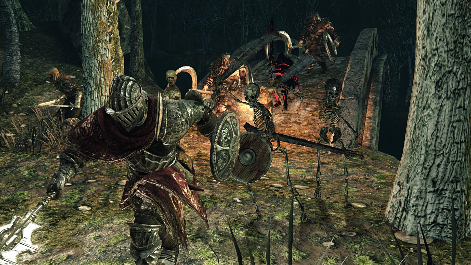 Dark Souls II Scholar Of The First Sin ESPAÑOL PC Full (CODEX) 4