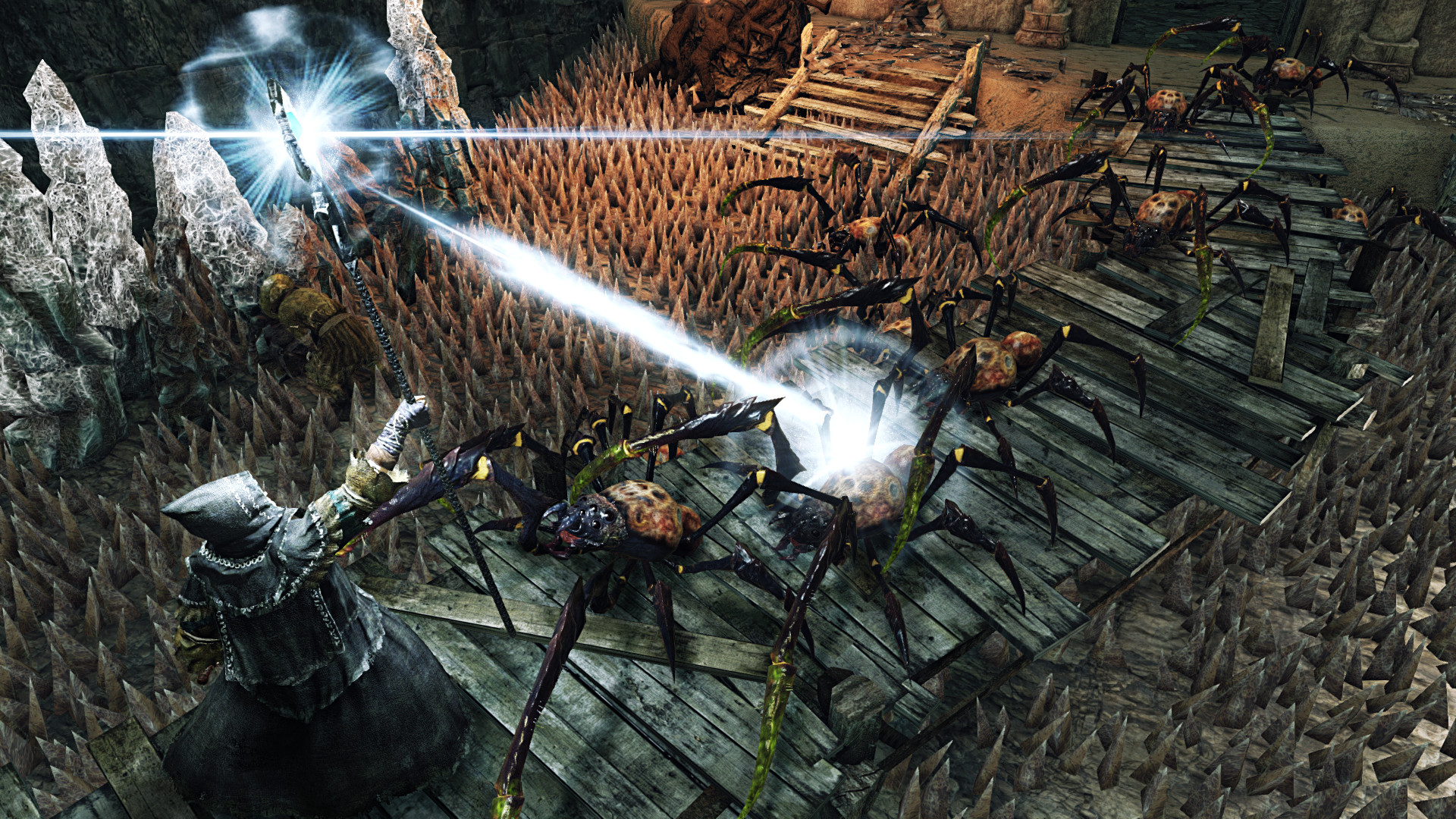 Dark Souls II Scholar Of The First Sin ESPAÑOL PC Full (CODEX) 3