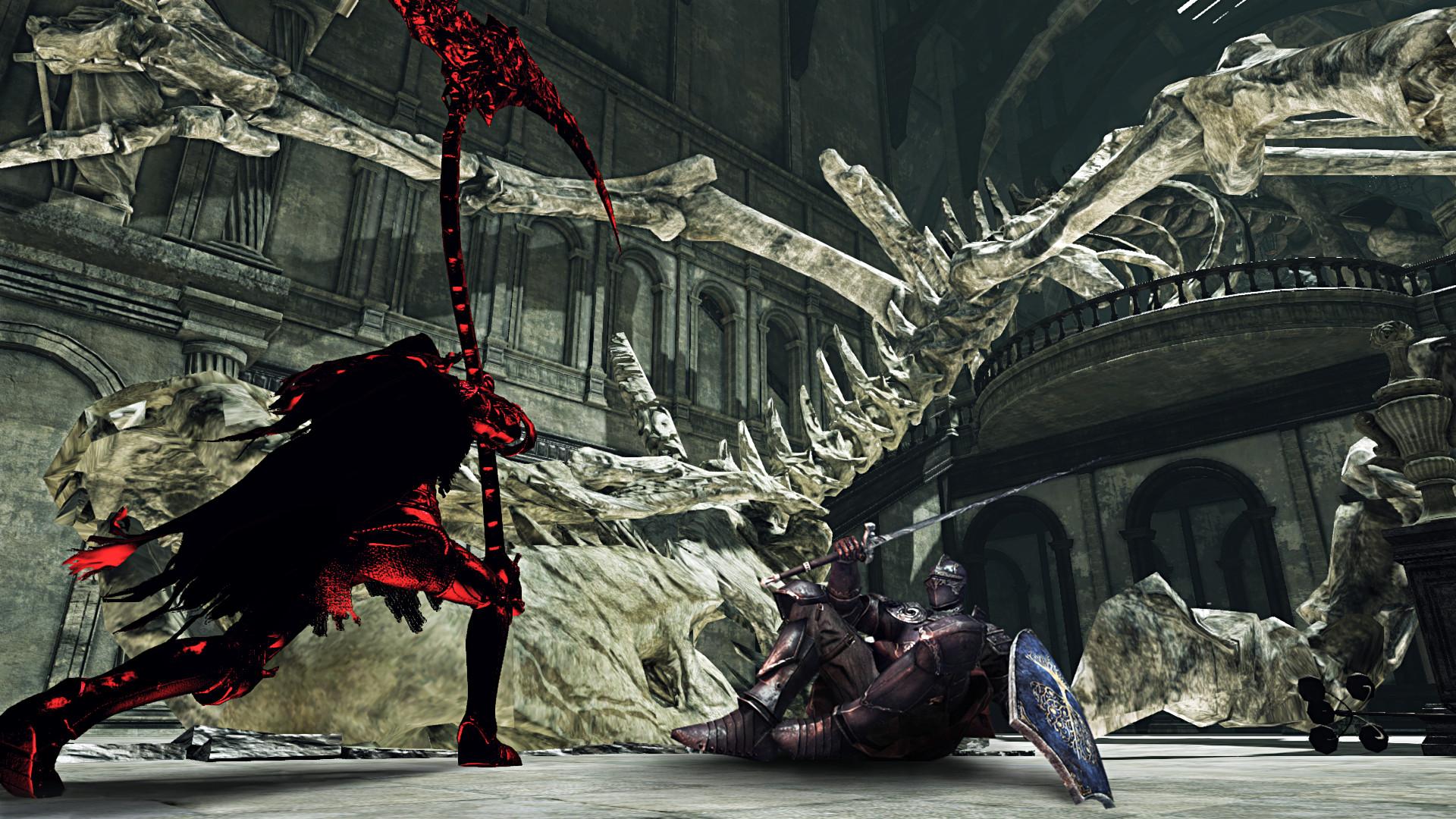 Dark Souls II Scholar Of The First Sin ESPAÑOL PC Full (CODEX) 1
