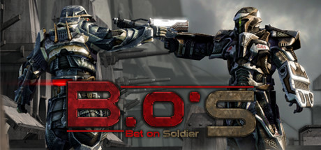 Bet On Soldier Steam Game