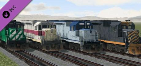 US Diesel Lokomotiven - Set 2