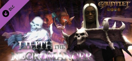 Gauntlet - Lilith the Necromancer Pack