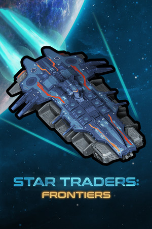 Star Traders: Frontiers poster image on Steam Backlog