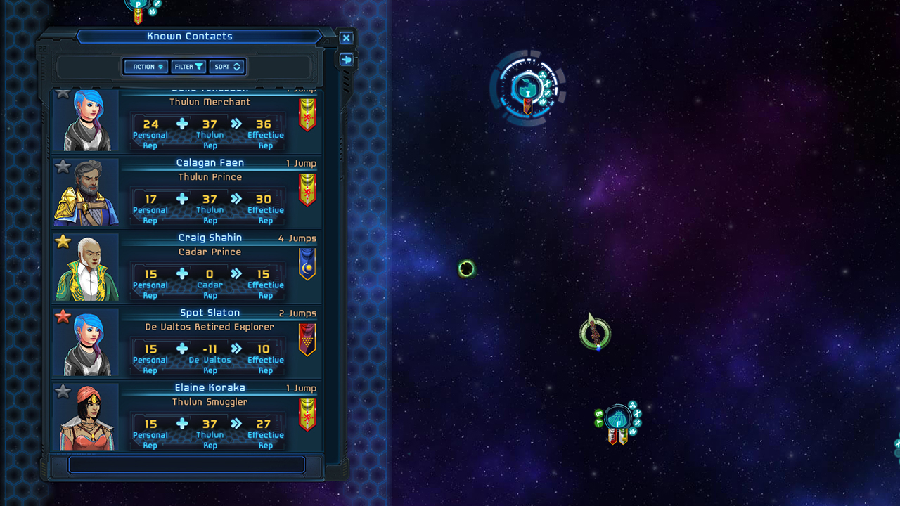 Star Traders: Frontiers Screenshot 2