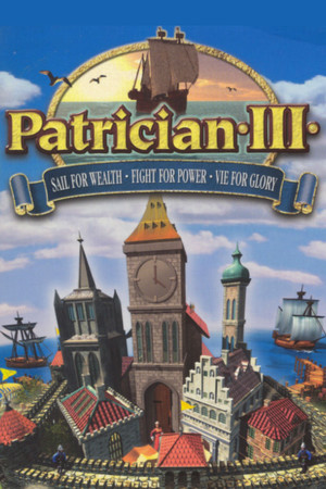 Patrician III poster image on Steam Backlog