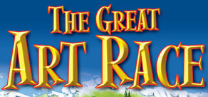 The Great Art Race cover art