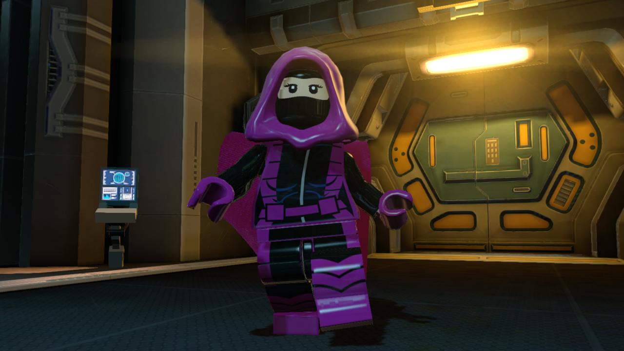 LEGO Batman 3: Beyond Gotham DLC: Heroines and ...