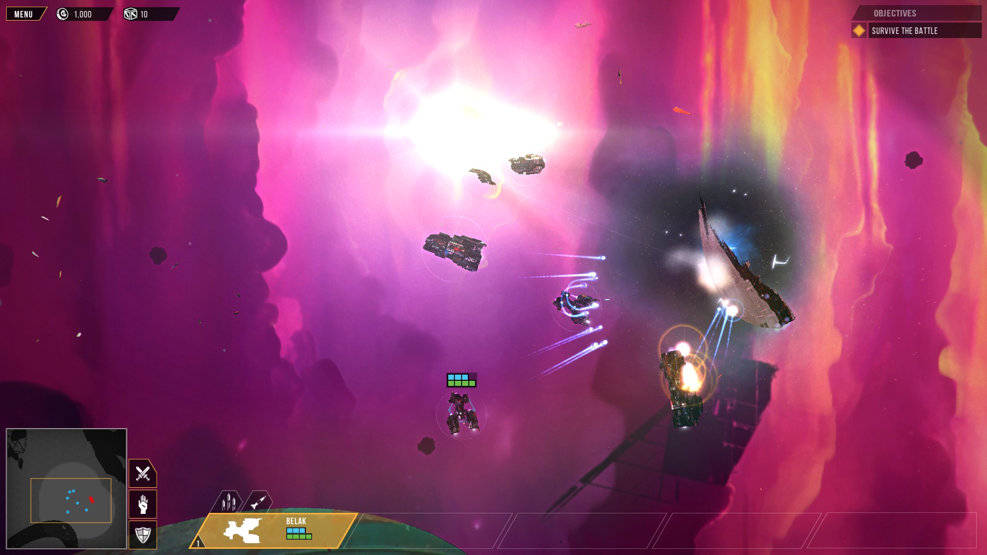 Distant Star: Revenant Fleet Screenshot 2