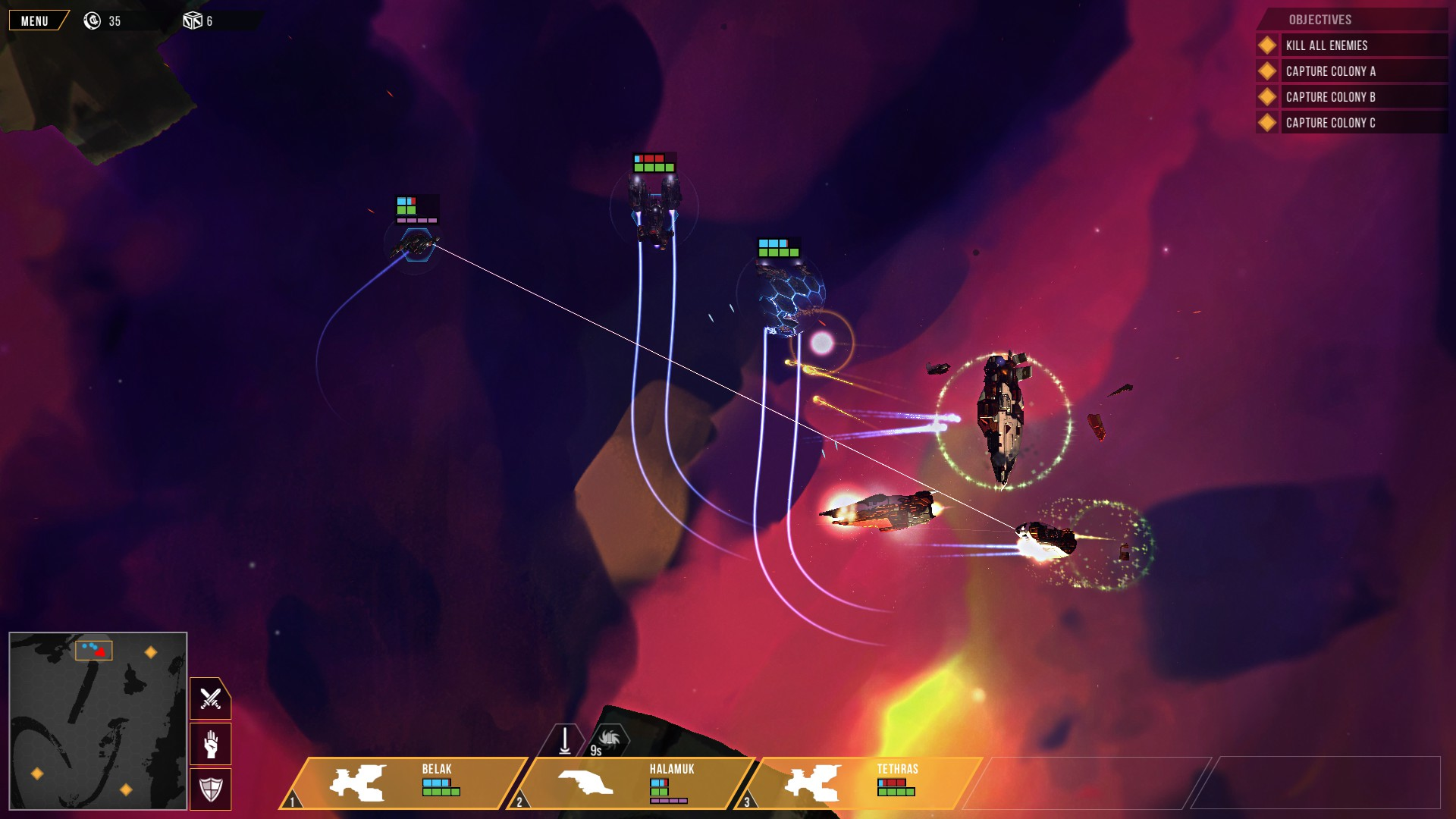 Distant Star: Revenant Fleet Screenshot 3