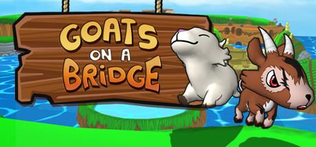Game Banner Goats on a Bridge