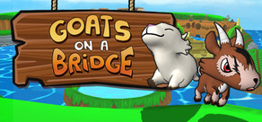 Goats on a Bridge