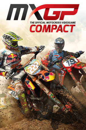 MXGP - The Official Motocross Videogame Compact poster image on Steam Backlog