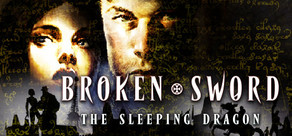 Broken Sword 3 - the Sleeping Dragon cover art