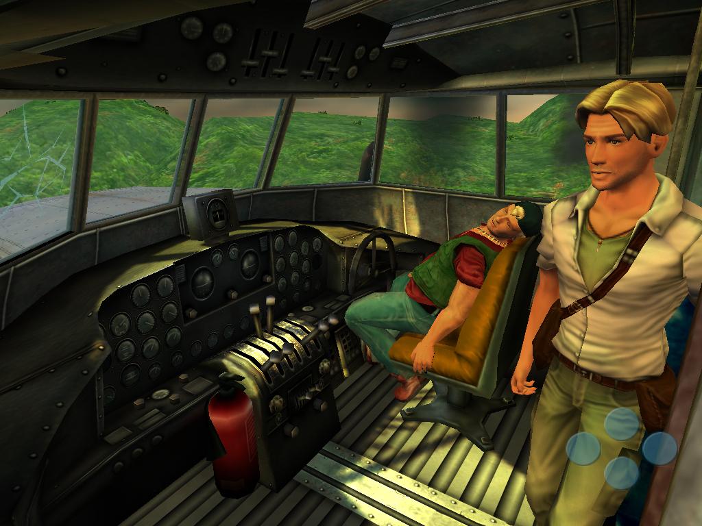 Broken Sword 3: The Sleeping Dragon Screenshot 3