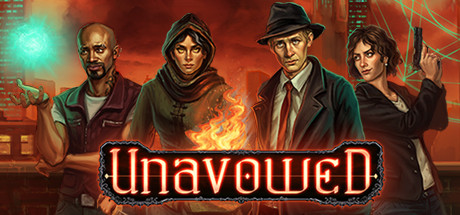 Unavowed cover art