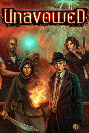 Unavowed poster image on Steam Backlog