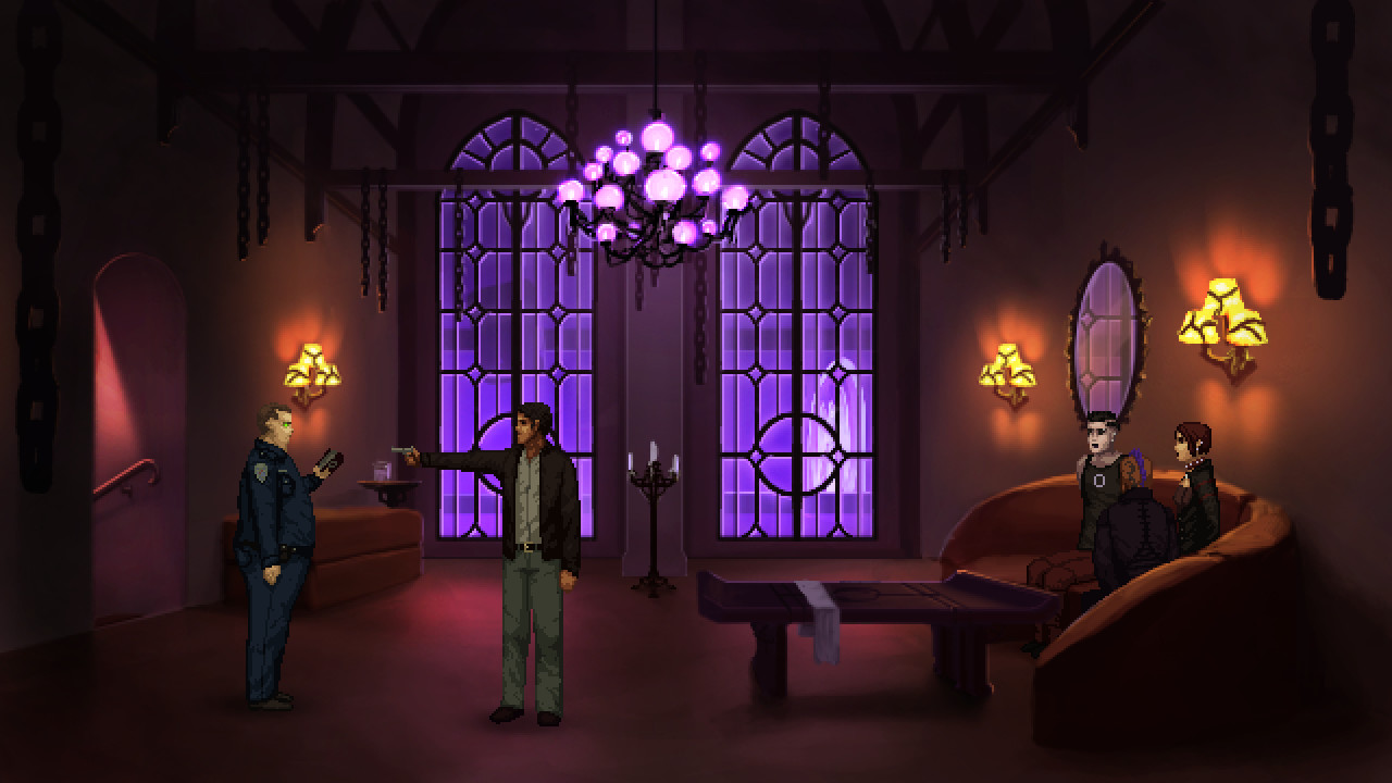 Unavowed Screenshot 2