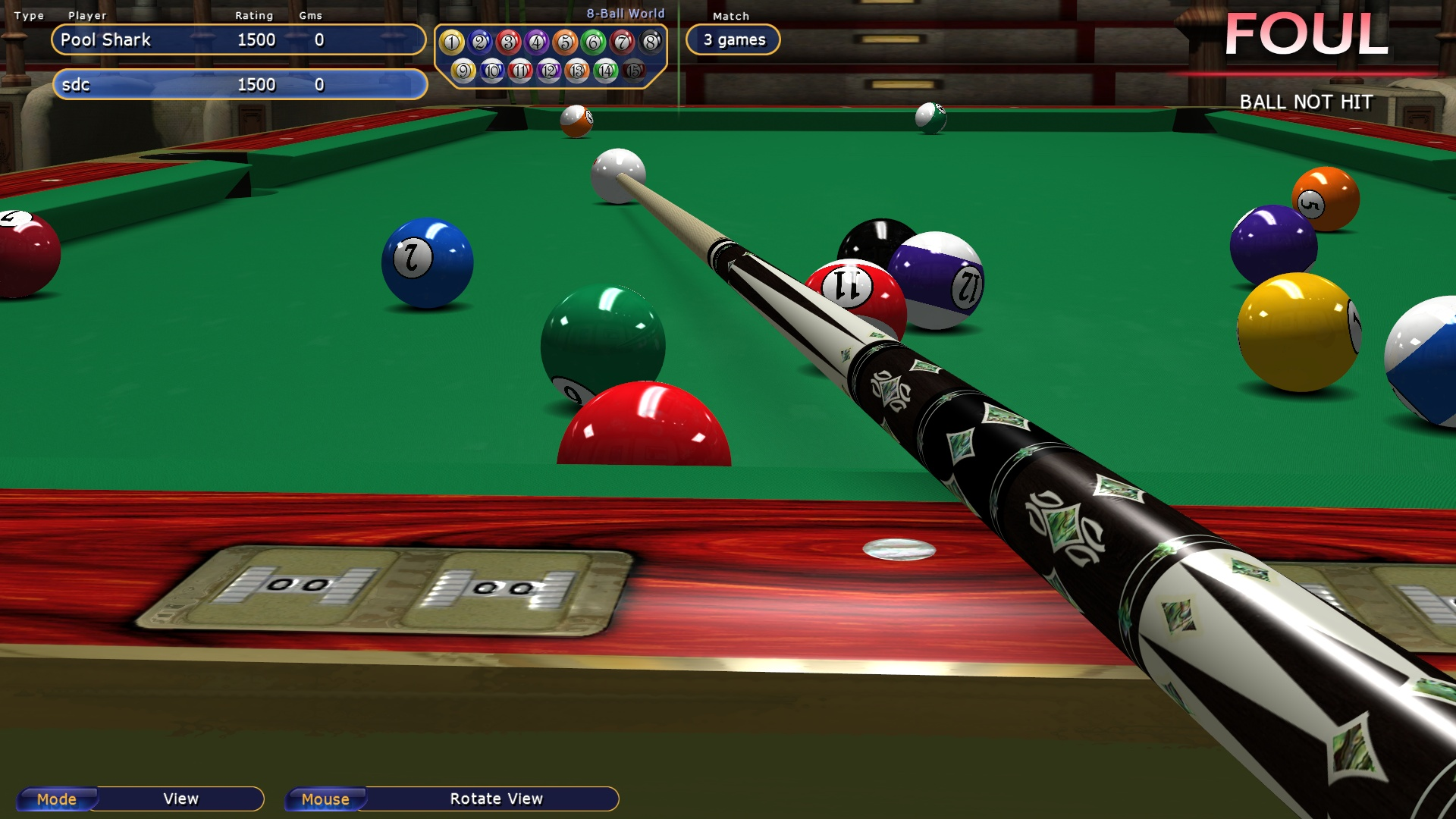 snooker game downloading