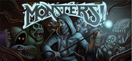 Monsters! cover art