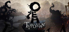 Typoman cover art