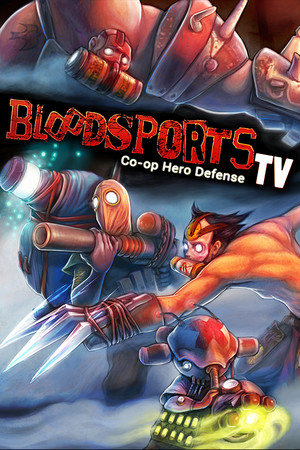 Bloodsports.TV poster image on Steam Backlog