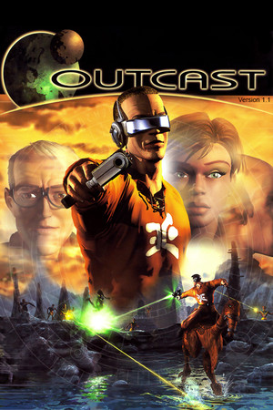 Outcast 1.1 poster image on Steam Backlog