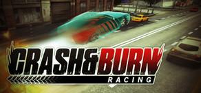Crash And Burn Racing cover art