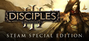 Disciples III - Renaissance Steam Special Edition cover art