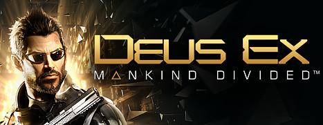 Deus Ex: Mankind Divided - 杀出重围:人类分裂