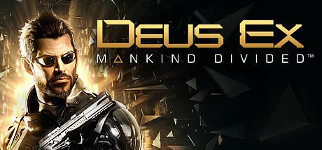 Deus Ex: Mankind Divided™ header image