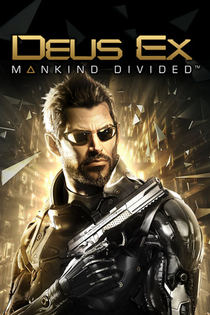 Deus Ex: Mankind Divided poster image on Steam Backlog