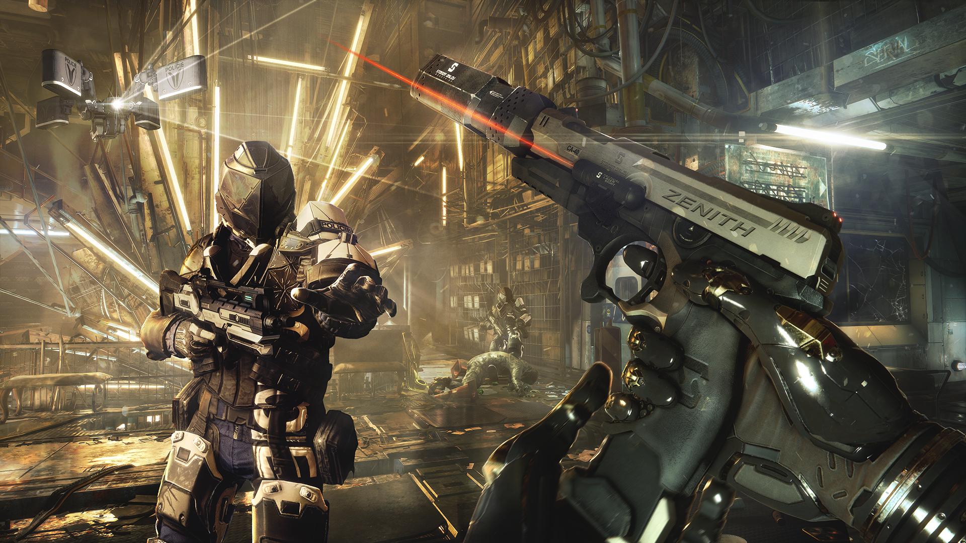 Deus Ex: Mankind Divided Screenshot 3