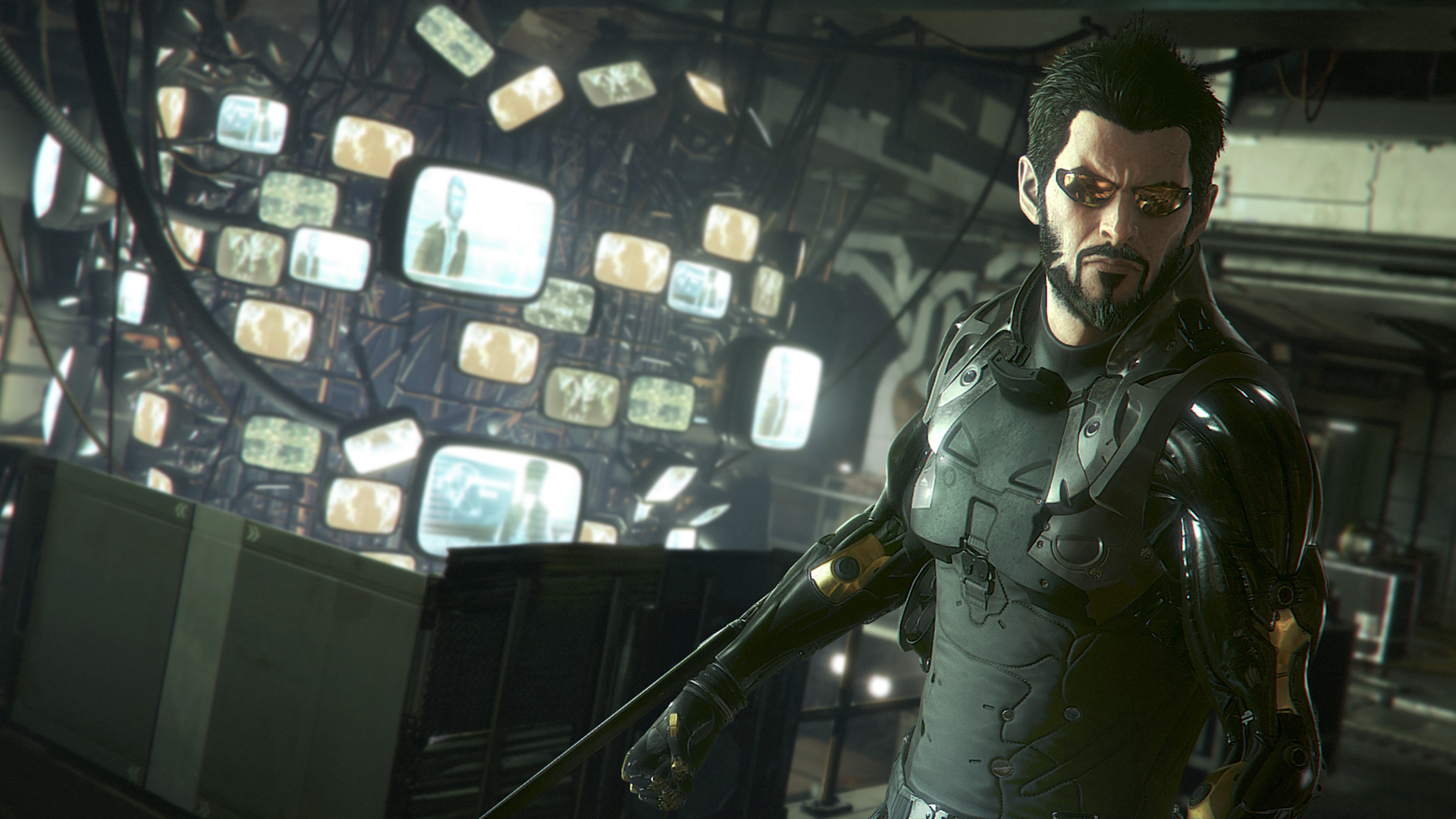 Deus Ex Mankind Divided ESPAÑOL Descargar Full (CPY) + REPACK 8 DVD5 (JPW) 7
