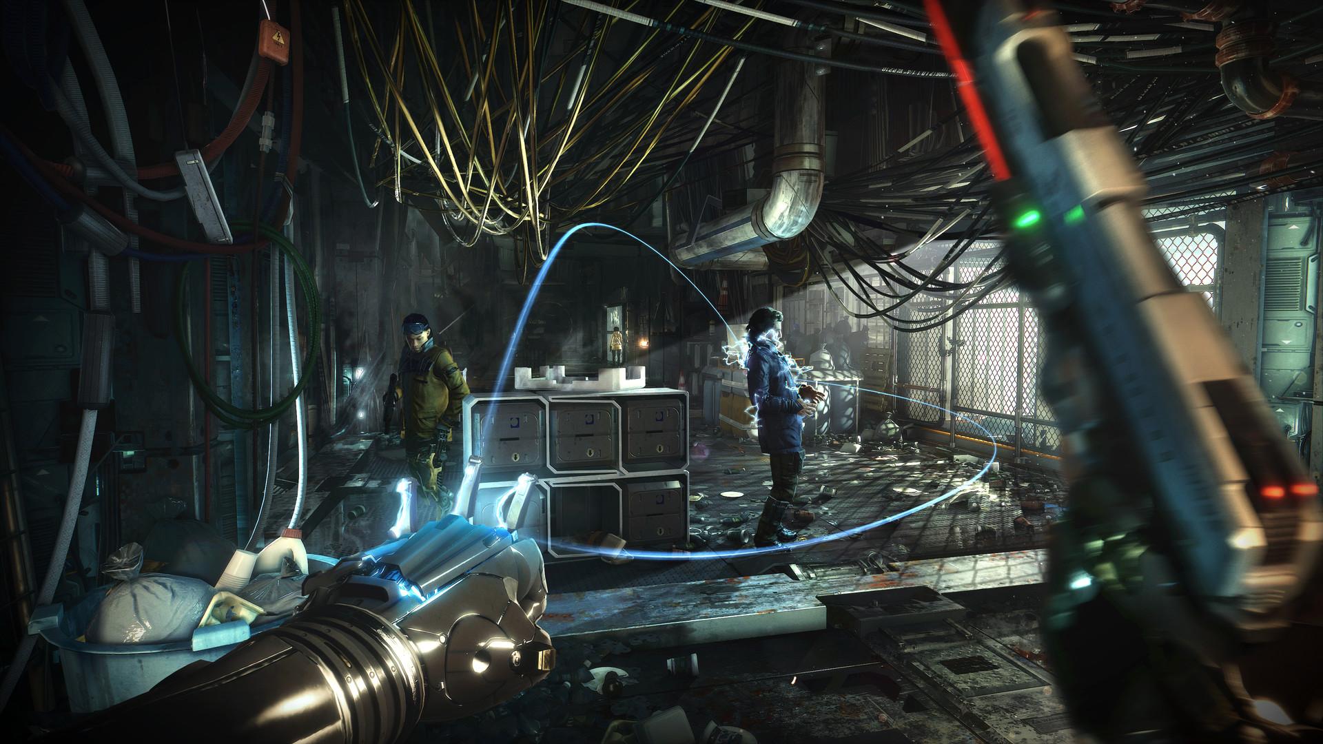 Deus Ex Mankind Divided ESPAÑOL Descargar Full (CPY) + REPACK 8 DVD5 (JPW) 9