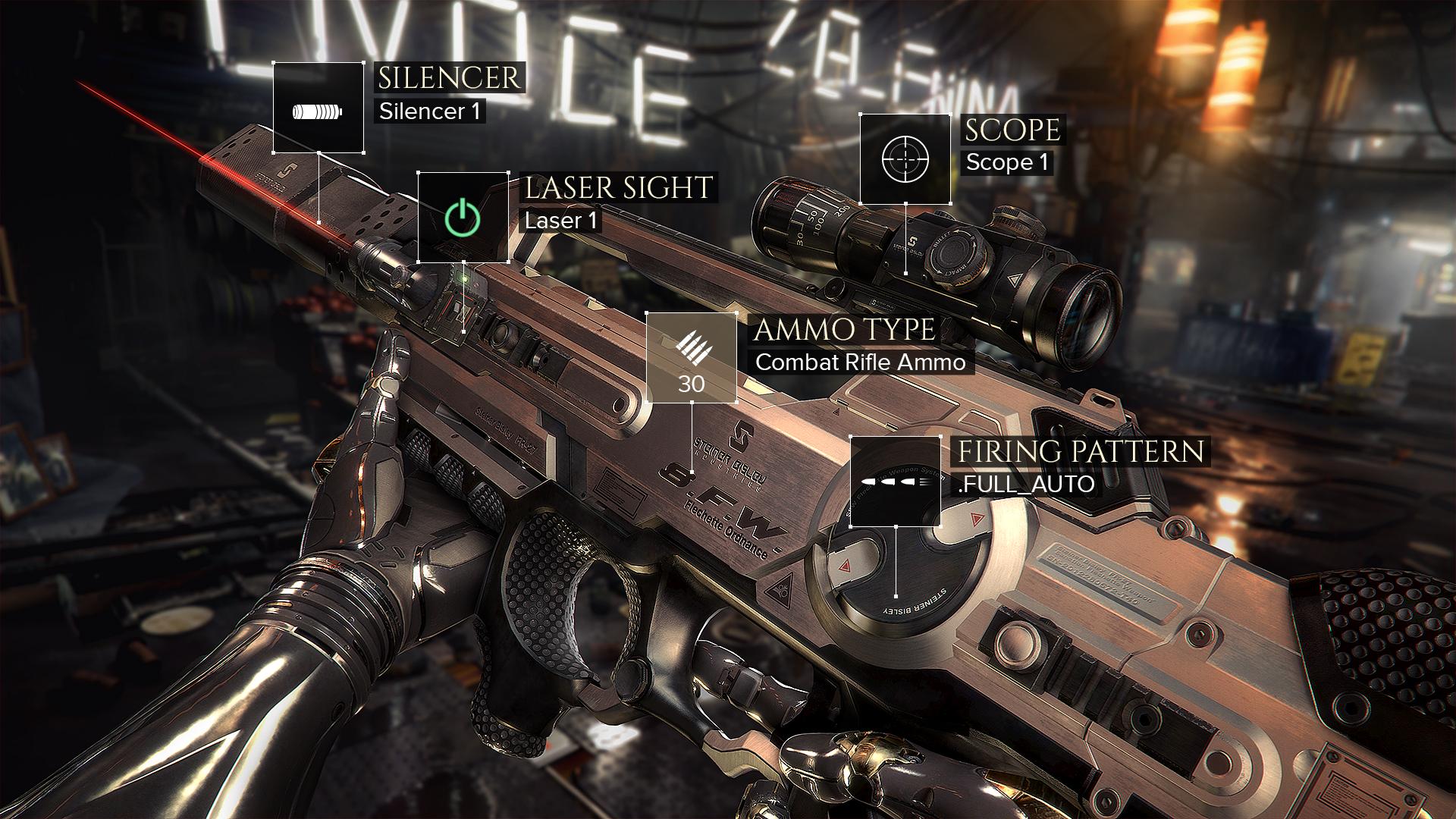 Deus Ex: Mankind Divided Screenshot 2