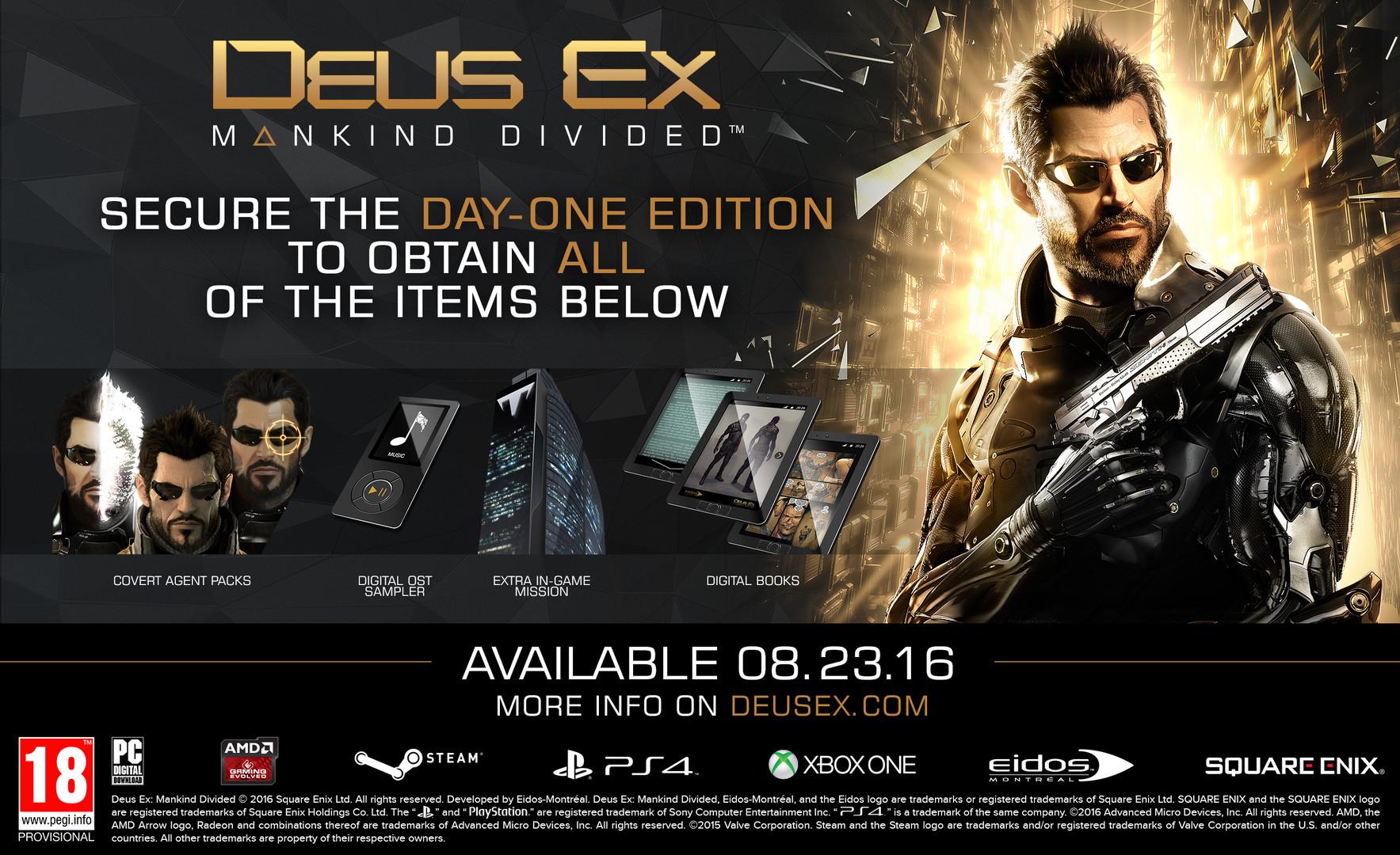 Deus Ex: Mankind Divided™ screenshot