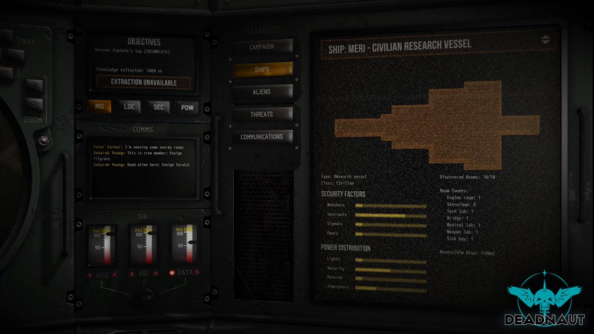 Deadnaut screenshot 3