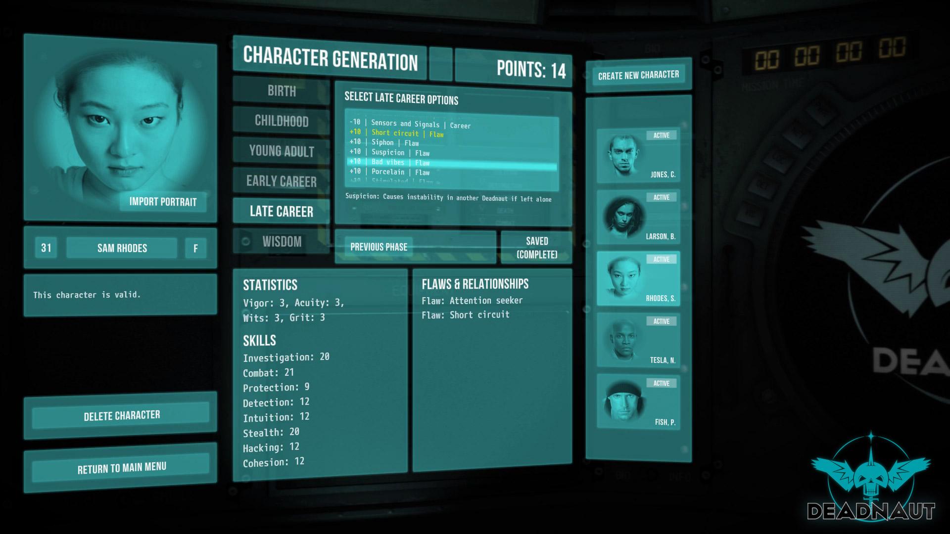 Deadnaut screenshot 2
