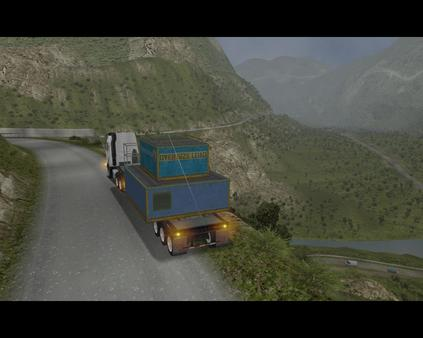 скриншот 18 Wheels of Steel: Extreme Trucker 0