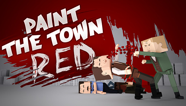 Paint The Town Red On Steam