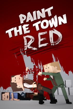 Paint the Town Red poster image on Steam Backlog