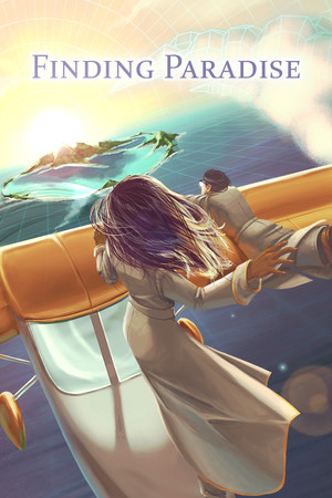 Finding Paradise poster image on Steam Backlog