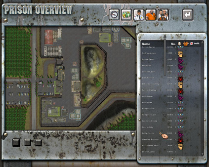 Prison Tycoon 4: SuperMax