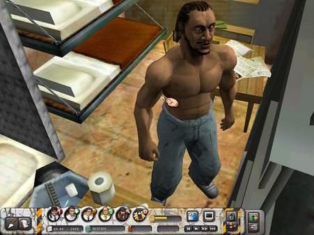 скриншот Prison Tycoon 4: SuperMax 5