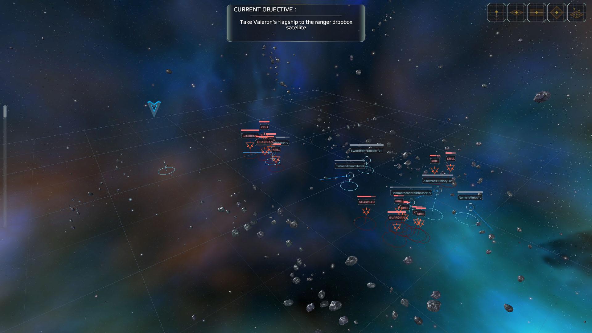 Star Hammer: The Vanguard Prophecy screenshot 1