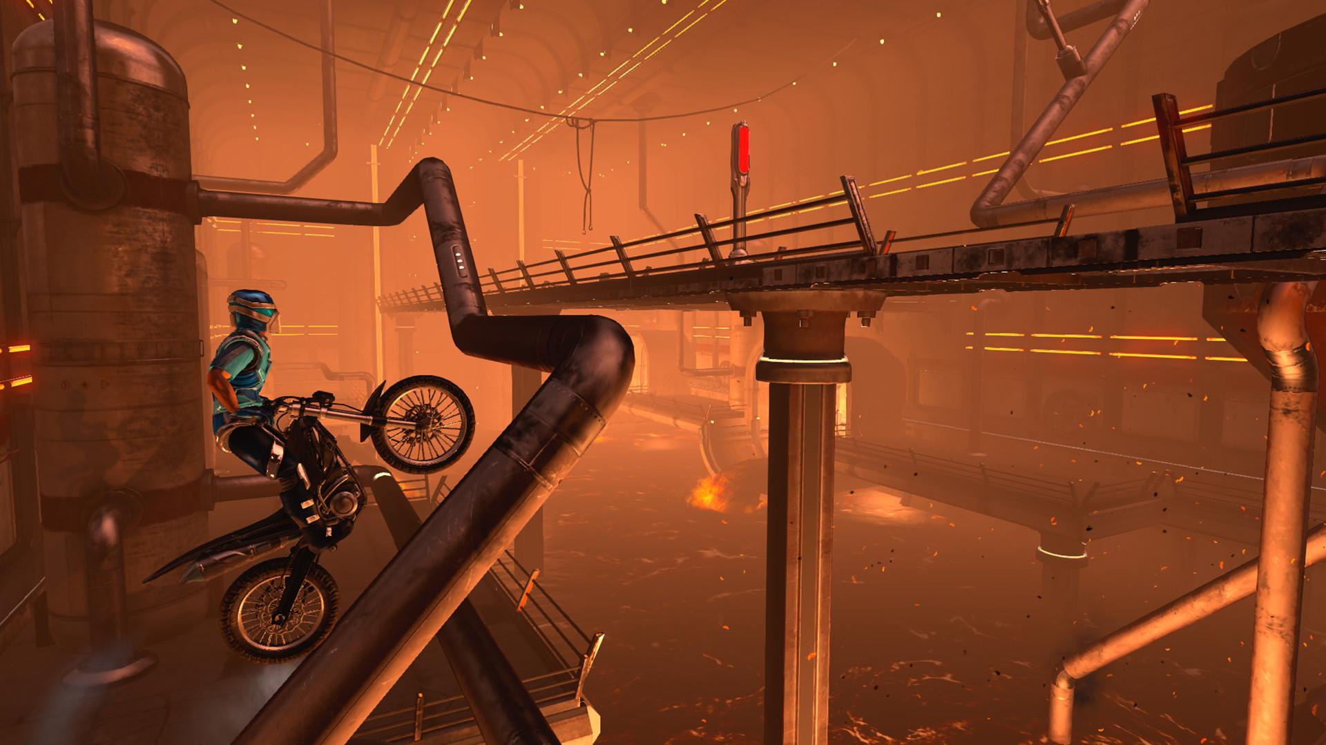 Trials Fusion Fire In The Deep ESPAÑOL PC Full (SKIDROW) 3