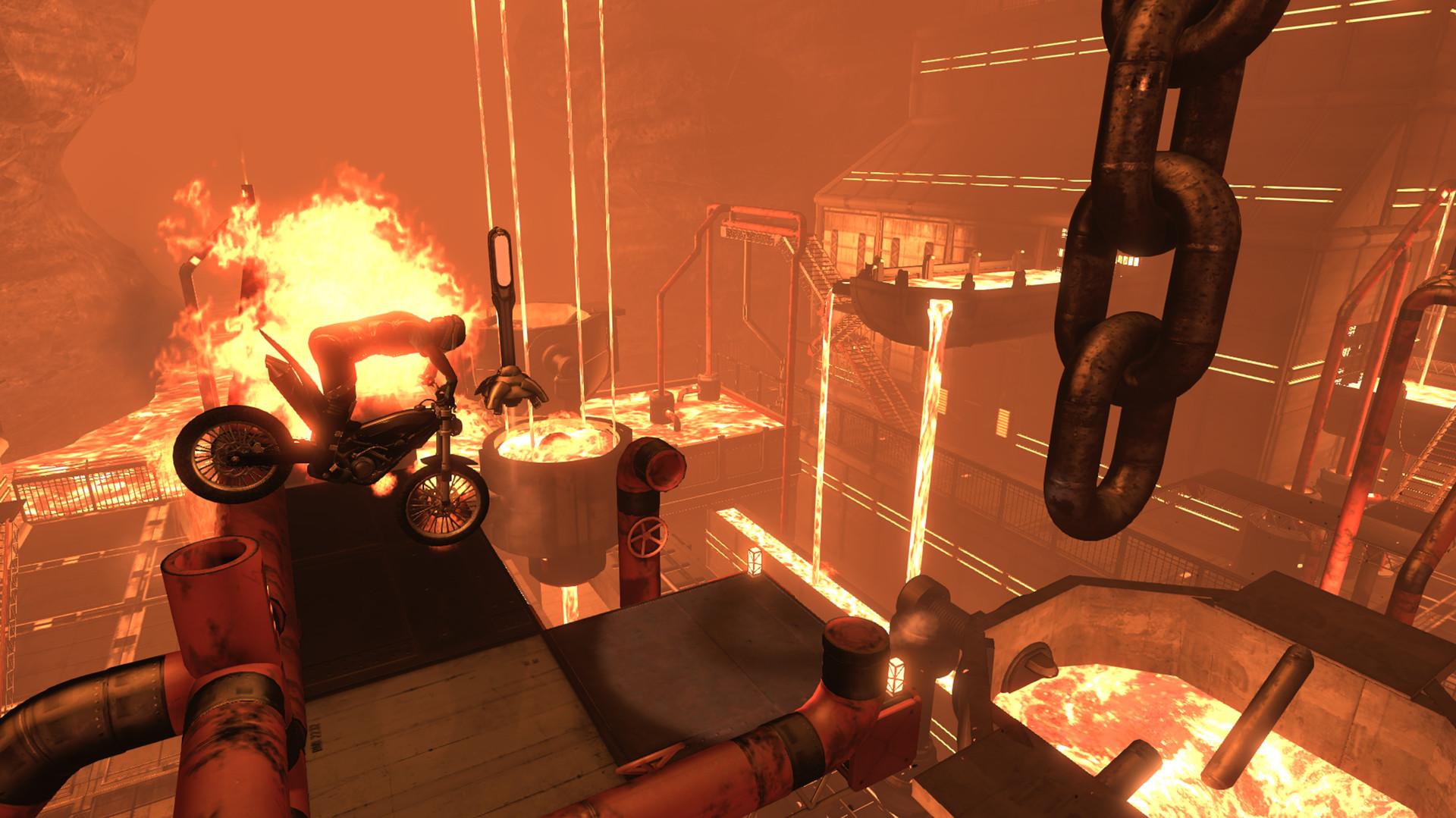 Trials Fusion Fire In The Deep ESPAÑOL PC Full (SKIDROW) 4