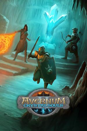 Avernum 2: Crystal Souls poster image on Steam Backlog