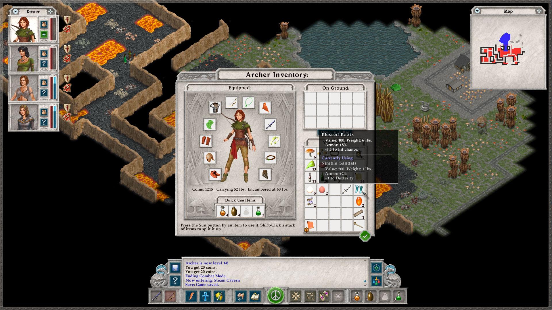 Avernum 2: Crystal Souls screenshot 3